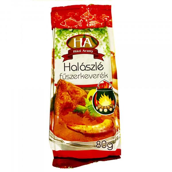 Gewürz für ungarische Fischsuppe | Halázlé