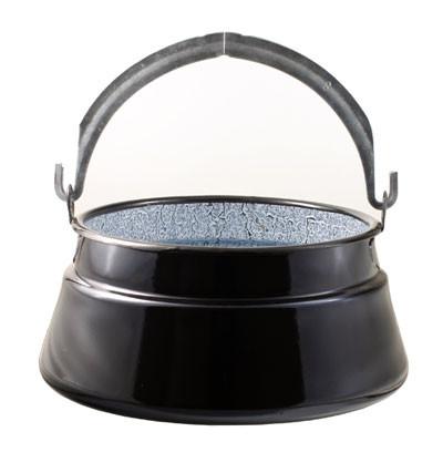 Fischsuppekessel emailliert 16 Liter