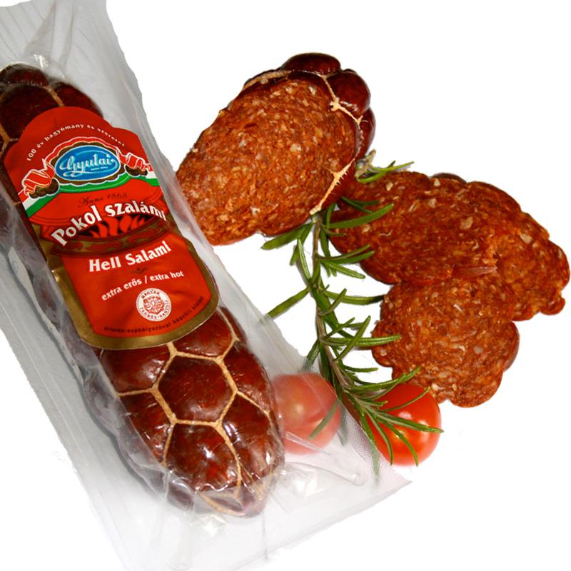 Ungarische salami paprika salami jetzt auf uborn direkt for Ungarische feinkost