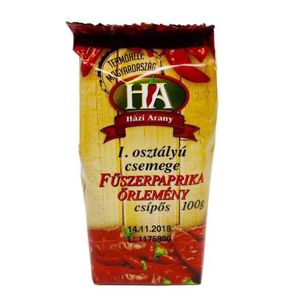 ungarischer Paprika scharf
