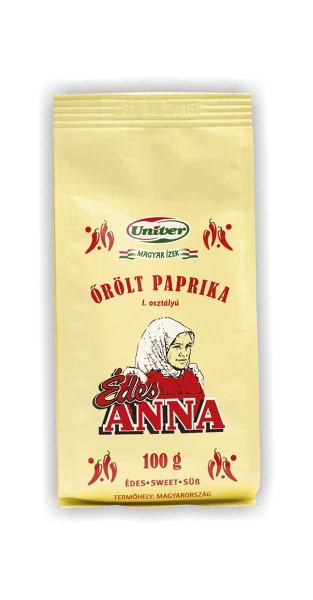 Édes Anna Paprikapulver - original ungarisches Erzeugnis