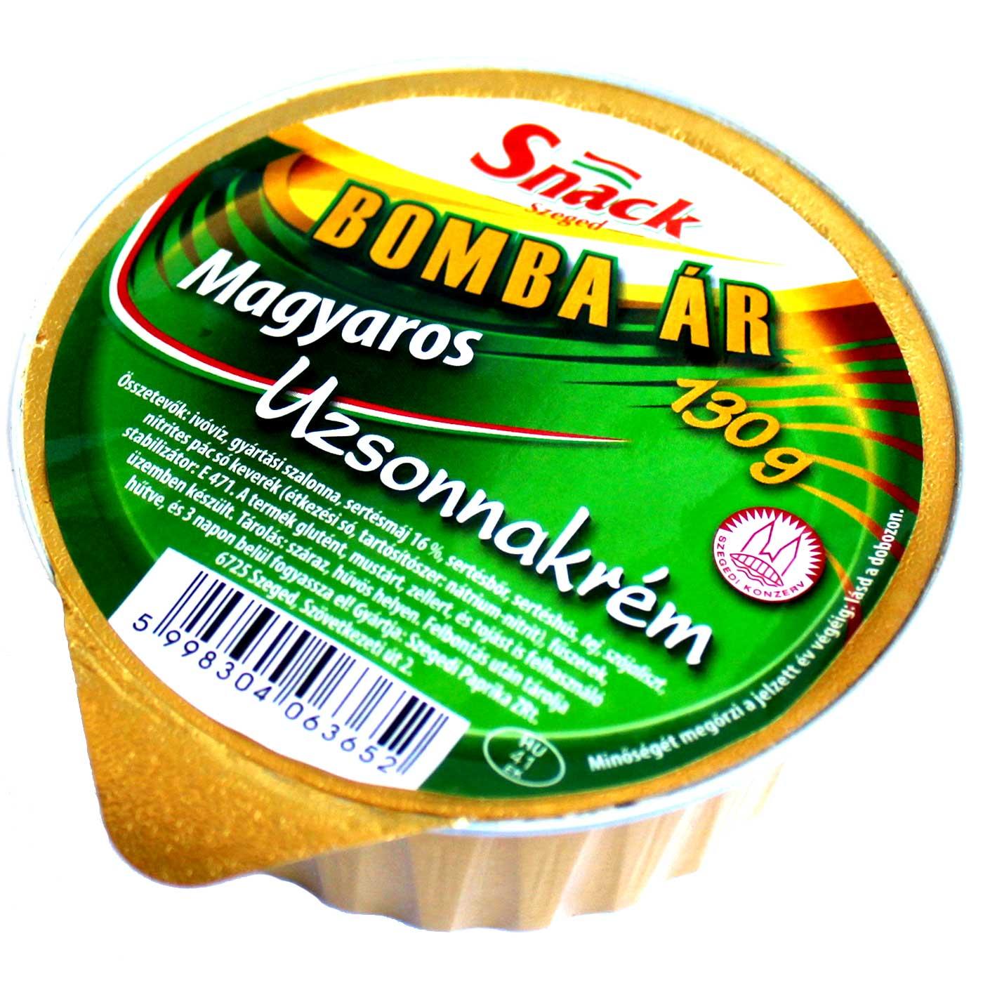 Ungarische fr hst ckspastete 130g for Ungarische feinkost