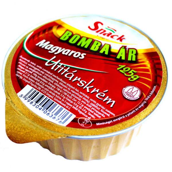 Ungarische Fleischpastete Wanderer Art - 130 g