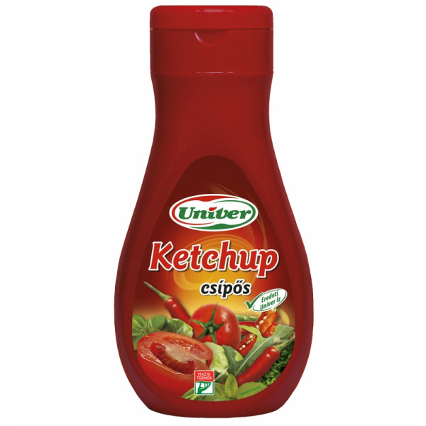 Univer Ketchup scharf