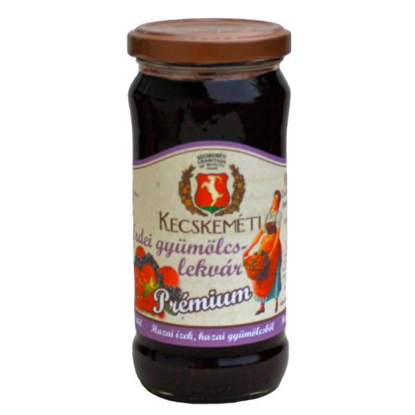 Waldbeeren Marmelade - ungarisches Erzeugnis