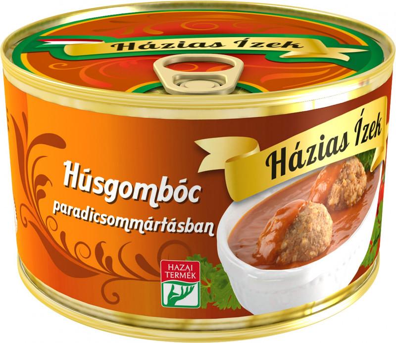 Fleischklösschen in Tomatensoße 400g / Húsgombóc paradicsommártásban